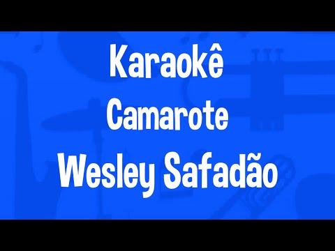 Karaokê Wesley Safadão - Camarote