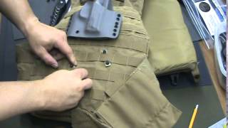 Tough/Cheap way to attach Kydex to MOLLE