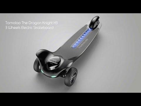 Ván trượt điện Smart Dragon Knight H3