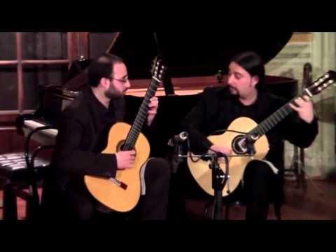 DUO CAMELIA-TORNELLO Concorso Di Musica da Camera G. Rospigliosi (Serata Premiazione)