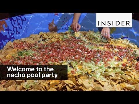 Frito - Nacho Pool Party? Why not!