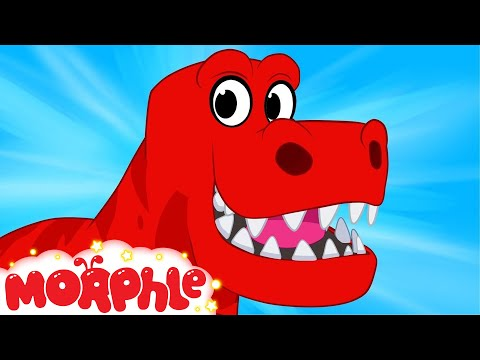 My Pet T-rex - ( Dinosaurs cartoons for children ) + 2 hours of Kids Movies by 'My Magic Pet Morphle