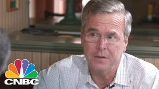 Jeb Bush: Trump Is Part Of The Nation