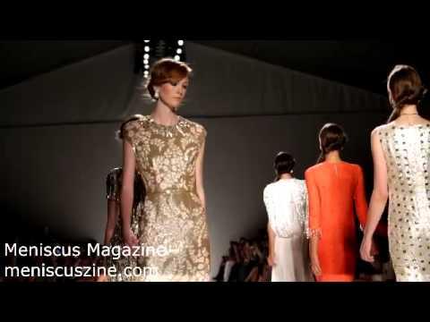 Jenny Packham Spring 2013 - New York Fashion Week - Meniscus Magazine