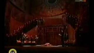 Gounod Faust 3/2 Szeged 2003 Directed by: Róbert Alföldi