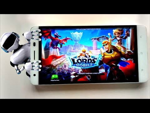 Lords Mobile: Working Script-bot For Android (without Hack)/2019