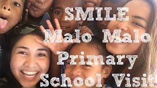 Malo Malo Primary School Visit - Fiji