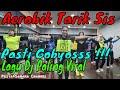Senam aerobik mengecilkan perut lagu tiktok tarik sis semongko | Senam Fesya Sahara aerobik