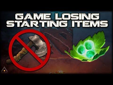 The Worst Starting Item In Dota 2 | Pro Dota 2 Guides