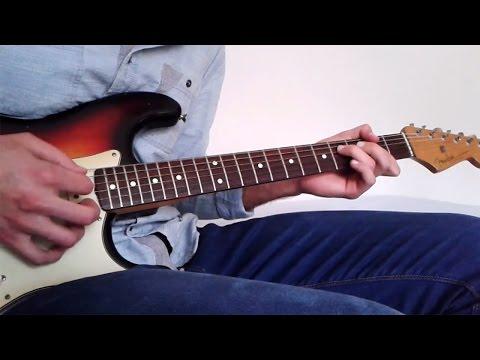Bold As Love - Jimi Hendrix (Cover) Rhythm Guitar