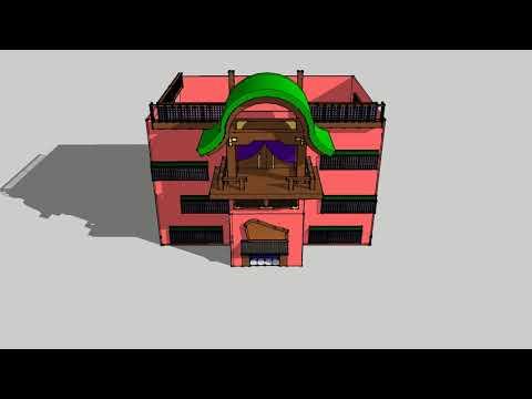 Studio Ghibli - Spirited Away -  Bath House