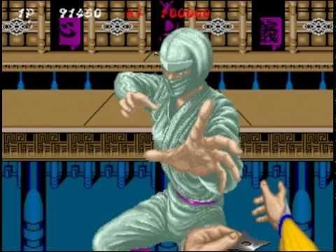 HAVE AT IT - Shinobi Arcade
