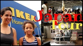 Shopping in Ikea Japan