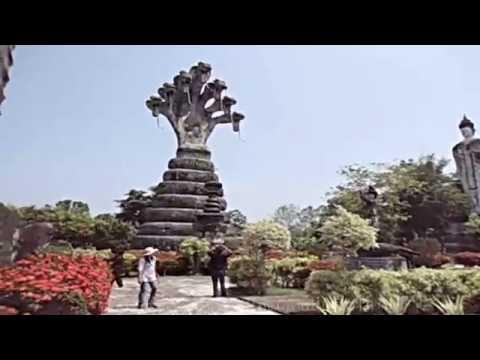 Nong Khai Province, Sala Kaeo Ku Temple, Nong Khai, Thailand. ( 1 )