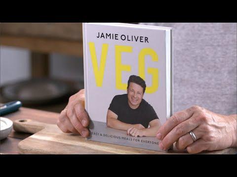 Джейми Оливер о своей новой книге \