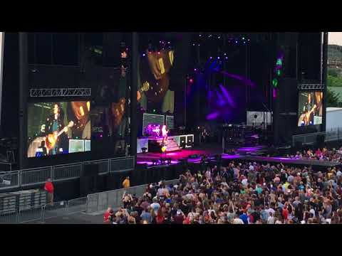DEF LEPPARD BRINGIN' ON THE HEARTBREAK SWITCH 625 LIVE @ HERSHEYPARK STADIUM 5-25-18