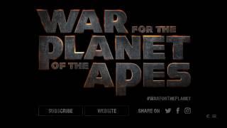 Война планеты обезьян (2017)