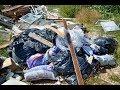 Odlagalište otpada kraj škole u Širokom Brijegu