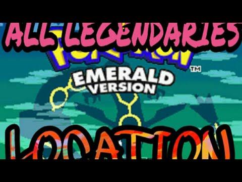Pokemon emerald all legendaries location youtube pokemon emerald all legendaries location sciox Choice Image