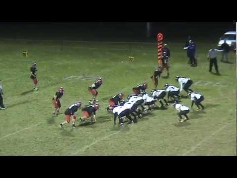 Jordan Corvin Rural Retreat High School Running Back