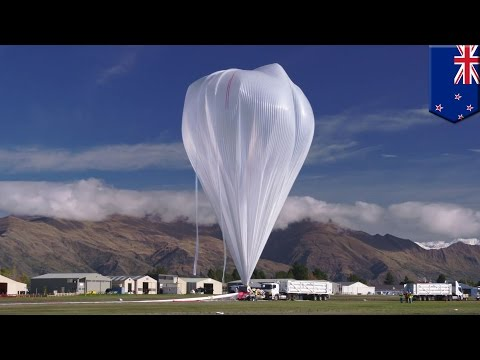 Weather balloon launch: Huge NASA super-pressure balloon aims to orbit earth for 100 days - TomoNews