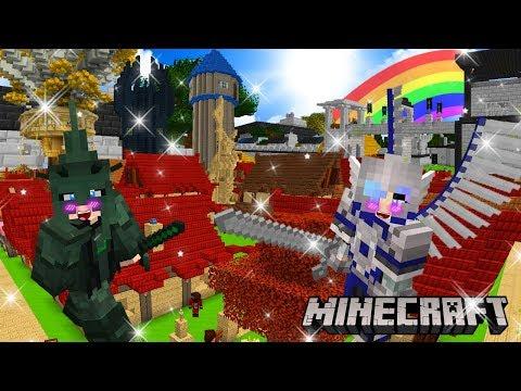 Minecraft บล็อคแค่อันเดียวก็สร้างบ้านได้ทั้งหมู่บ้านรวมอาณาจักรสุดใหญ่