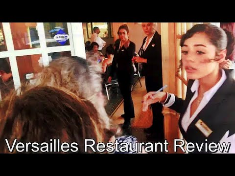 Versailles Restaurant Review - Miami FL