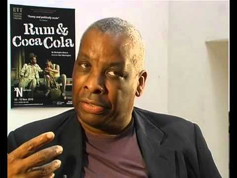 Don Warrington talks about Rum and Coca Cola