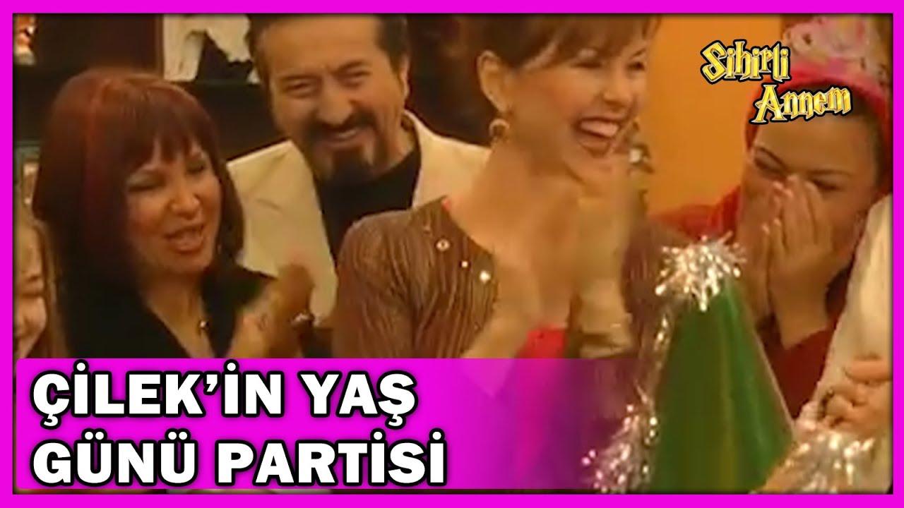 Çilek'in Doğum Günü Partisi! - Sihirli Annem 95.Bölüm