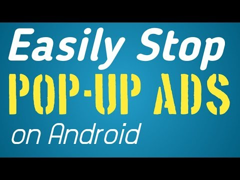 How to Stop Pop-up Ads on Android | Block Auto pop-up ads on Android