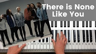 There is None Like You   Hillsong United Piano Tutorial and Chords