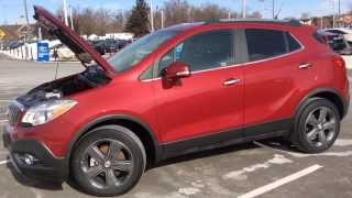 2014 Buick Encore Convenience Review | ST#140366