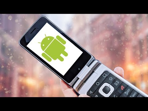Why Does an Android Flip Phone Exist?