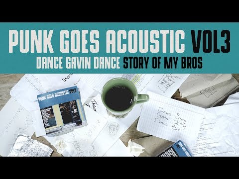 'Punk Goes Acoustic Vol. 3' Out Now Ft. Grayscale, Underoath, As It Is, Taking Back Sunday & More
