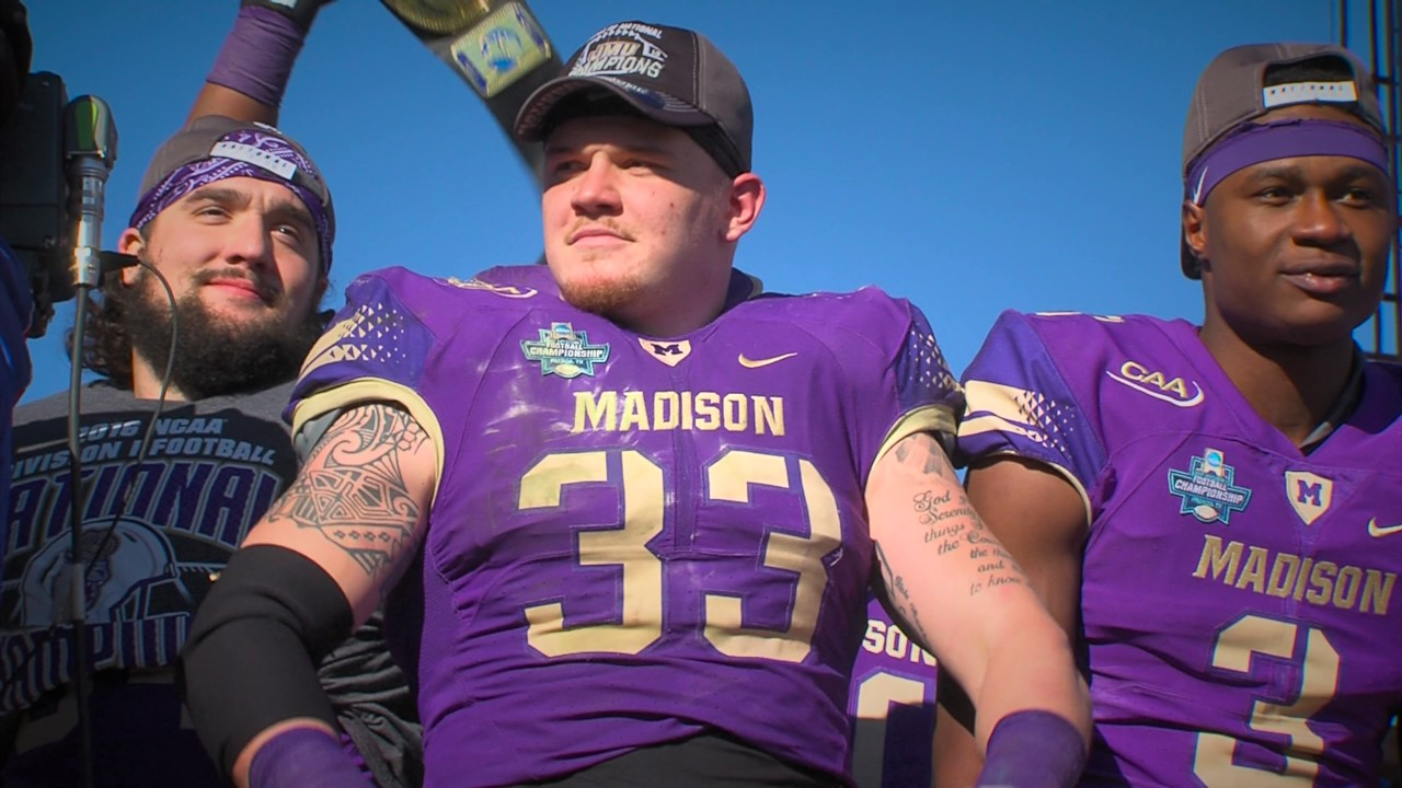 newest 5be3d d83b0 #CAAFB Featured: James Madison's Andrew Ankrah