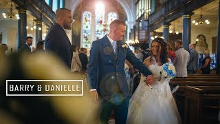 Barry & Danielle Wedding Ceremony Film | Penrith St. Andrew's Church