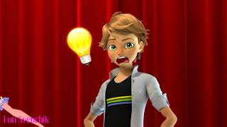 Miraculous Ladybug Kids School cheatting Transform Animation Collection 2