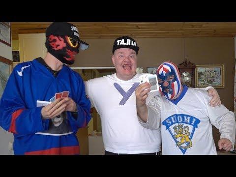 2018 IIHF World Championship Team Finland Leijonat fans