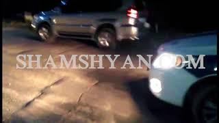 Մահվան ելքով վրաերթ Գյումրիում  26 ամյա վարորդը մարդատար Газель ով վրաերթի է ենթարկել հետիոտնին