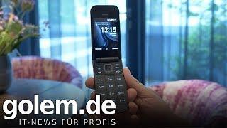 Nokia 2720 Flip - Hands on