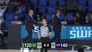 Greensboro Swarm vs. Wisconsin Herd - Condensed Game