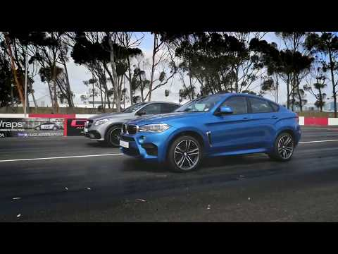 BMW X6 M vs GLE 63s AMG Coupe
