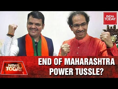 Sena Makes U-Turn: Decks Cleared For Govt Formation In Maharashtra? | News Today