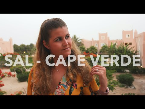 Sal - Cape Verde Travel Video