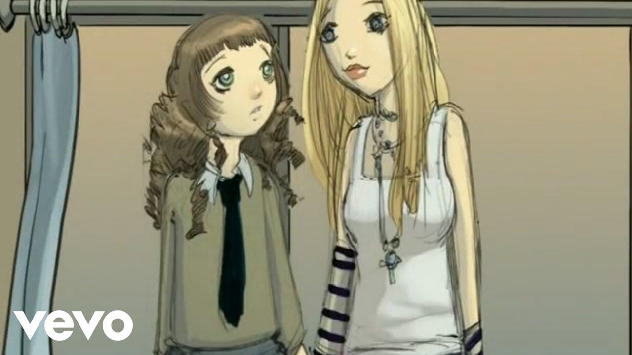 Download Avril Lavigne's Make 5 Wishes - Episode 1 (Manga Series)