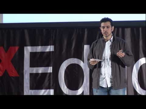 Bomb threats, Kanye, and rogue tigers: Omar Chatriwala at TEDxEducationCity
