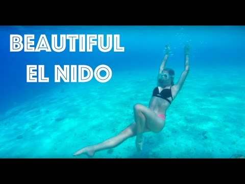 MOST BEAUTIFUL PLACE in the WORLD! ISLAND TOUR in El Nido, Philippines