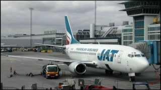 Jat Airways - History And Development