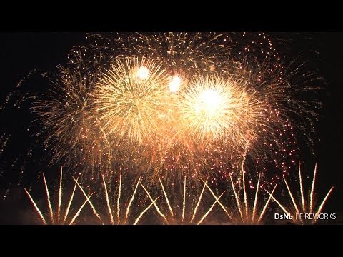 [ HD ] Int. Fireworks Competition Hannover | 31-05-14 | 1st Galaxy Fireworks | DsNL fireworks