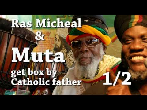 Cathaolic Father Box Muta in the Face part1